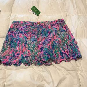 Lilly Pulitzer Lorelei skirt NWT